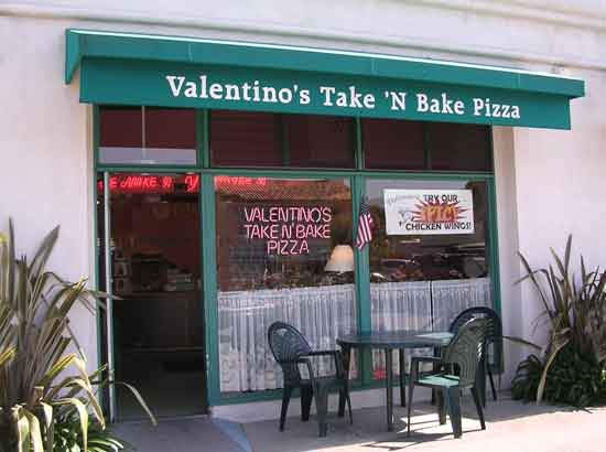 Valentino's - Santa Barbara and Goleta's original Take 'n Bake Pizza, Subs, and Spicy Chicken Wings
