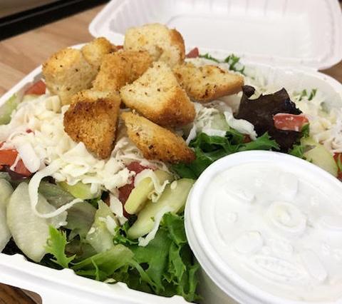 Take-Out Salad
