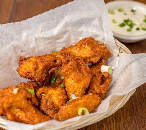 Chicken Wings at Santa Barbara Restaurant